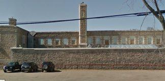 Thunder Bay jail
