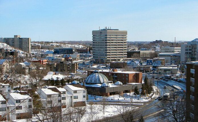 greater sudbury