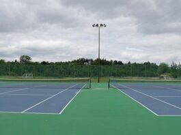 sudbury tennis courts