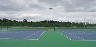 sudbury tennis courts